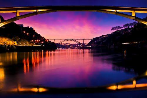 A tender farewell #Portugal #Twilight #Building