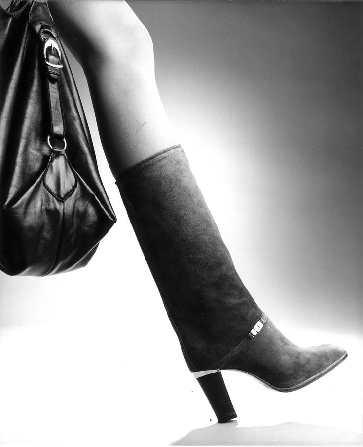 70's Palmroth boot and bag