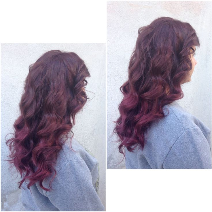 Violet Colour and waves by me