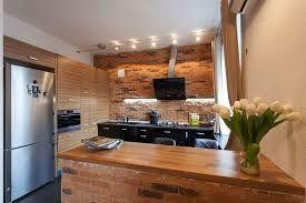 совмещенная кухня с гостинной в стиле лофт - Поиск в Google