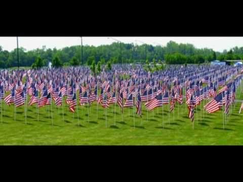 memorial day tribute taps