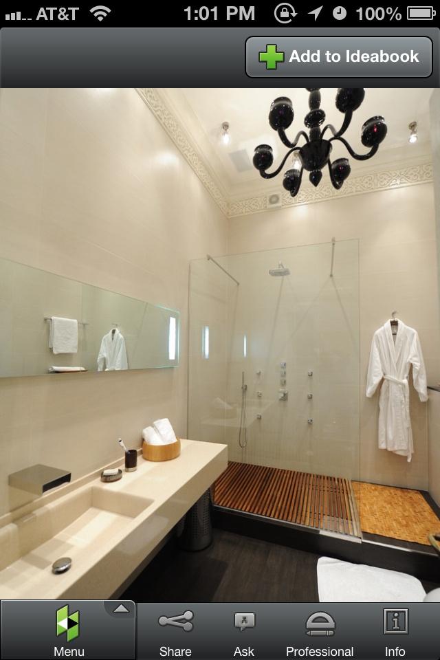 Bathroom Idea Interiores Pinterest Ba 241 Os Y Interiores