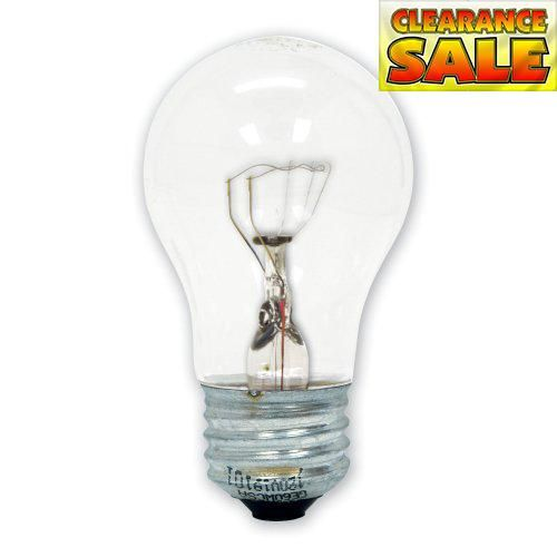 #christmasshopping GE 40-Watt Appliance Light A15 #15206. GE's specialty bulbs offer innovative solutions for a variety of #lighting needs. GE's Appliance Lights...