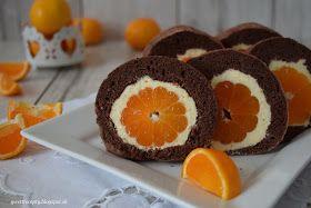 receptyywett : Mandarinková roláda