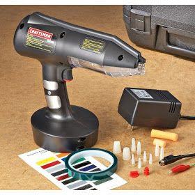 craftman powder coating gun review