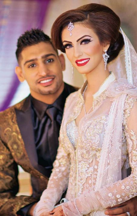 Tarun Tahiliani | beautifulsouthasianbrides:  Faryal Makhdoom and Amir Khan UK...