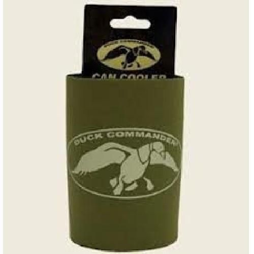 Duck Commander Green Insulated Can Sleeve DC-NOV-GCK