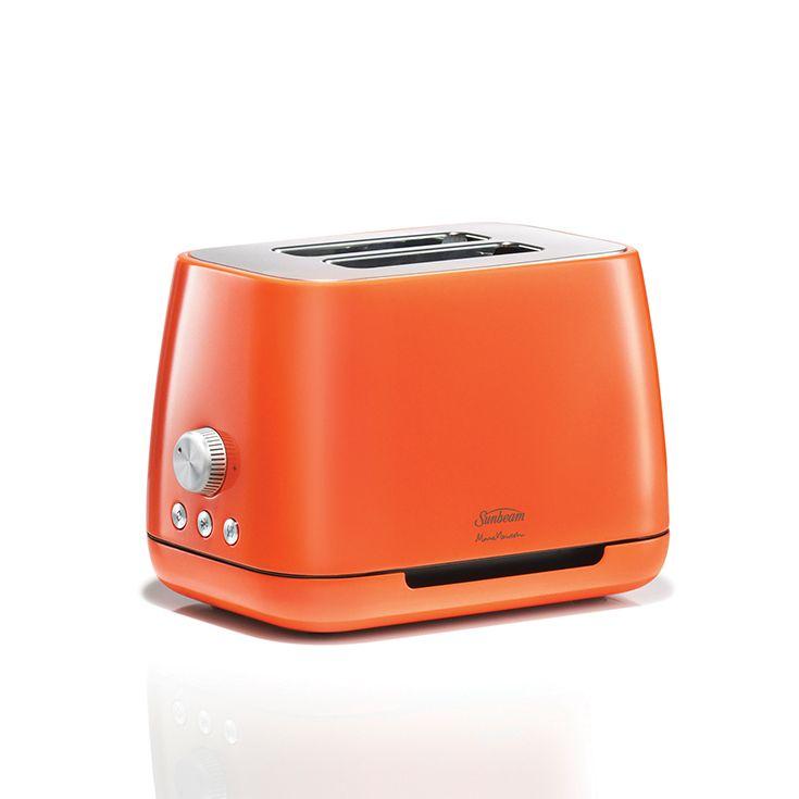 Signature Orange Toaster