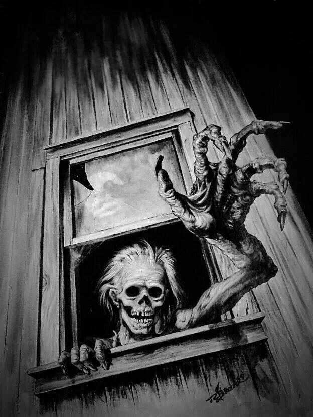 Best Pesadillas Images On Pinterest  Dark Art Creepy Stuff And