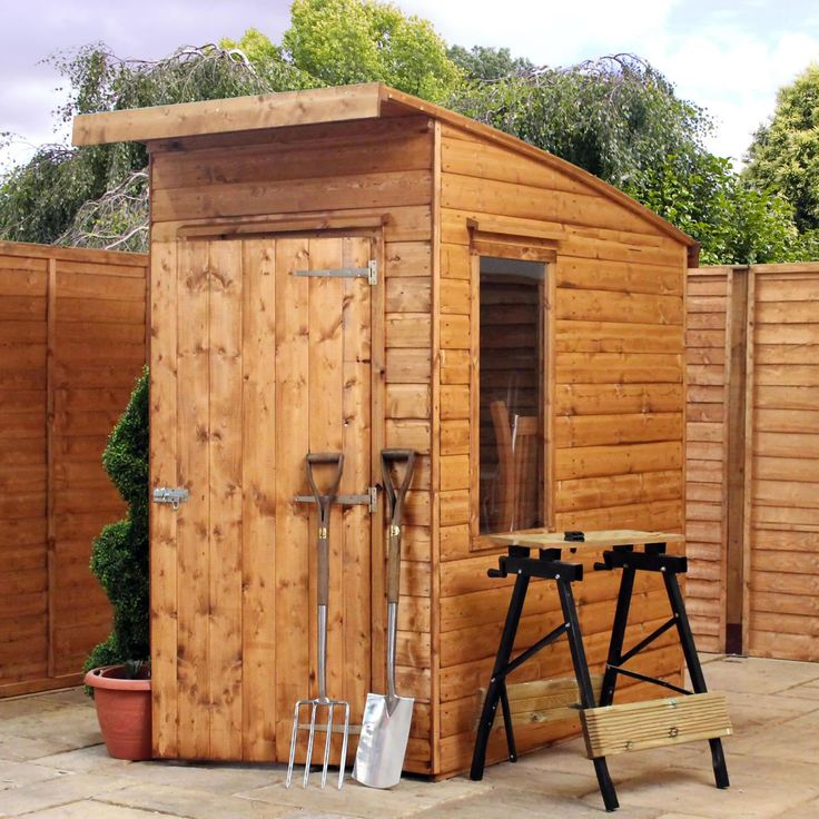 mercia 4ft x 6ft 125m x 210m aero curved roof shiplap shed - Garden Sheds Quick Delivery