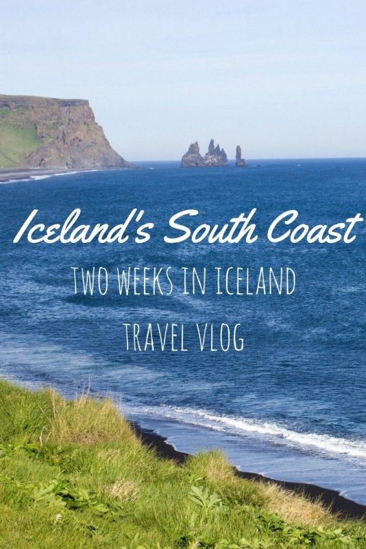 South Coast of Iceland Travel Video - Two Weeks in Iceland Travel Vlog [DAY 4]