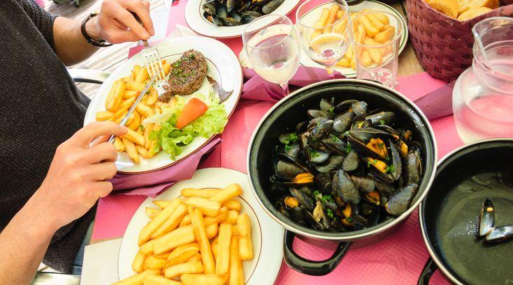 french restaurant vocabulary