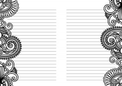 Шаблоны страниц для изготовления блокнотов и книг своими руками. » Шаблоны для печати на принтере » Скрапбукинг, открытки, конверты » Форум - подарки своими руками на все случаи жизни