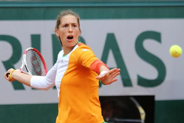 Andrea Petkovic advances in Indian Wells over ailing Vania King - UPI.com