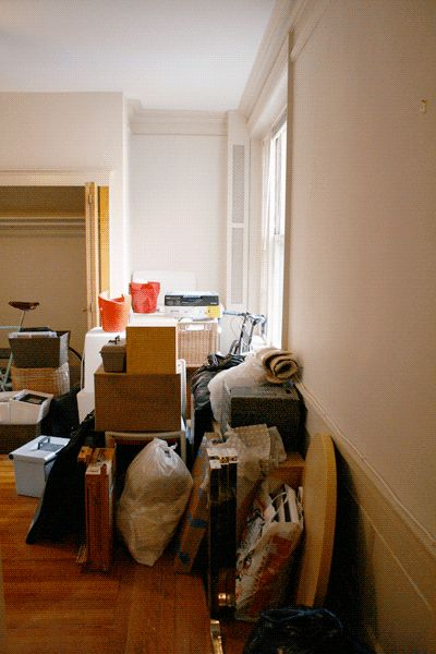 "pack an ""unpack first"" box when moving, with all the essentials for the first day/night in the new apartment"