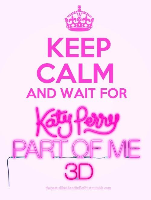 Less than a month away! JULY 5th!! :) #KP3D