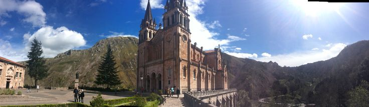 Covadonga España!