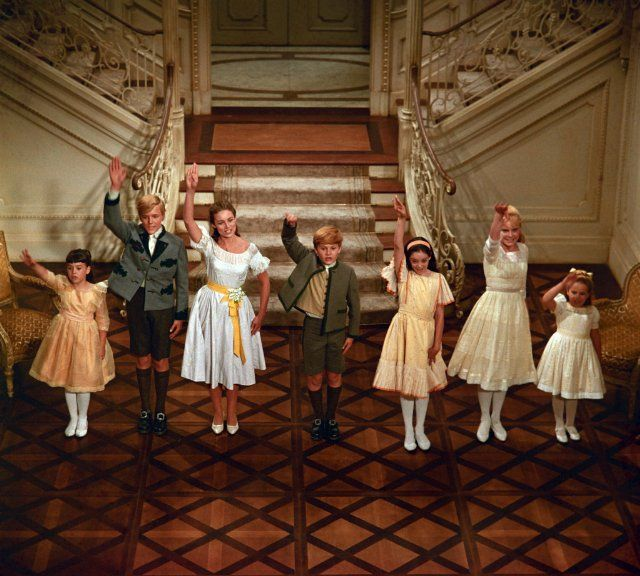 "Some of A's favorite things in Sound of Music.  (When she's being extra funny, it's Sound of Boooosic). ""The Goodnight Song"",  ""The Puppet Song"", ""The Mountain Song"", ""The other Goodnight Song"" and..."