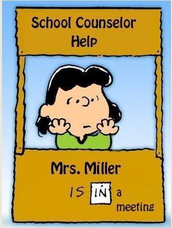 School Counselor Door Sign from http://themiddleschoolcounselor.blogspot.com