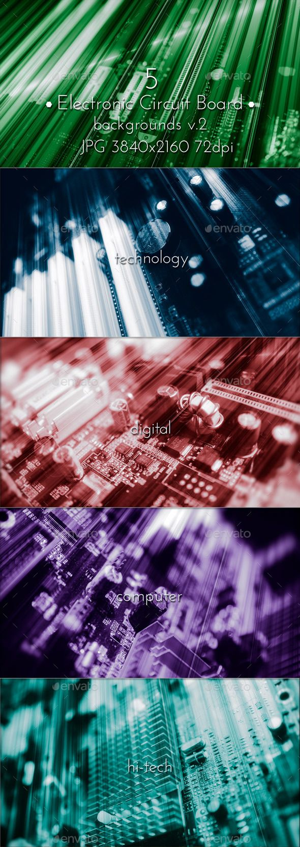 Computer Electronic Circuit Board, Electronic Computer Circuit Board Monochrome Web backgrounds. Vol 2. 5 images. Jpeg 3840×2160 (16:9 format) 72 dpi.