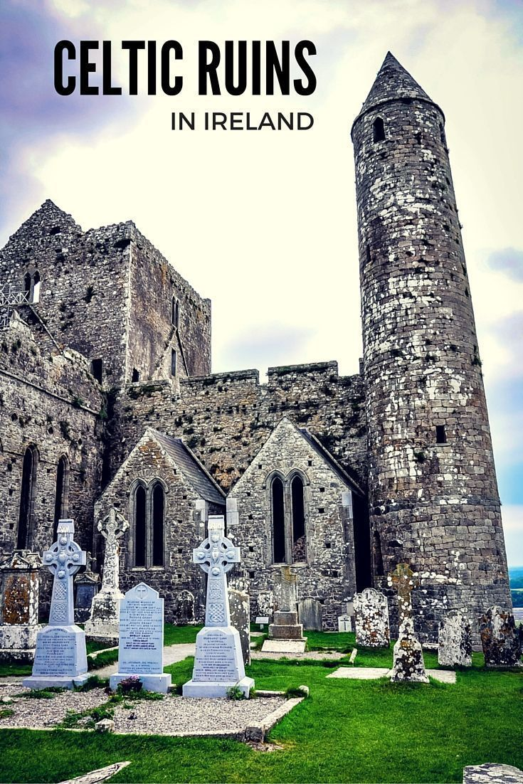 Visiting Ireland's Celtic ruins is a great way to explore the history of this beautiful island