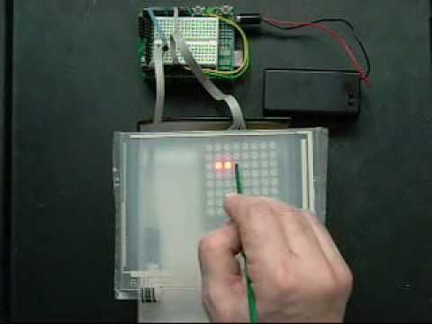 Arduino, Touch and Display