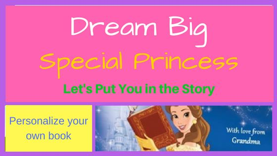You can now create a book for that special princess in your life. Personalized story books are the best gifts for the princess in your life.