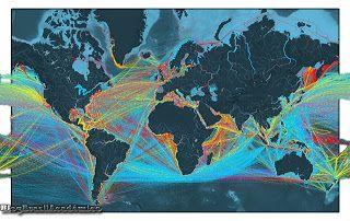 2 mapas interativos sobre o comércio mundial  Essa duas ferramentas permitem explorar visualmente como os países se relacionam comercialmente de acordo com o tipo e o volume de suas exportações e o impacto desse comércio nas emissões de carbono.  A primeira ferramenta criada por Owen Cornec e Romain Vuillemot especialistas em visualização de dados do Centro para o Desenvolvimento Internacional da universidade de Harvard nos permite explorar graficamente como os US$ 15 trilhões são…