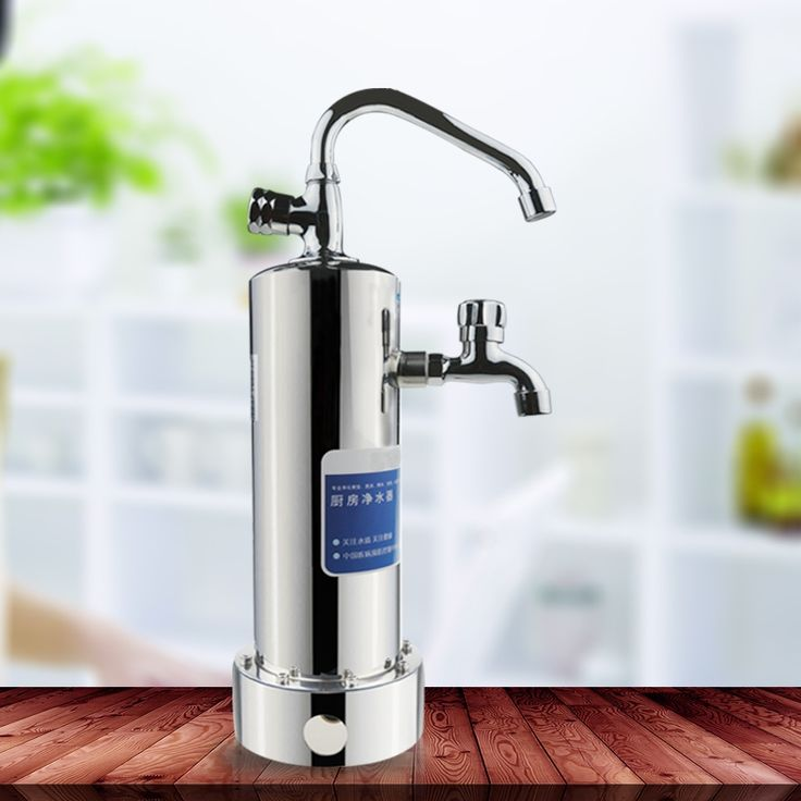 28.00$  Watch here - http://aicc2.worlditems.win/all/product.php?id=1000001755616 - Household table water filter machine 304 stainless steel terminal purification direct drink water filter