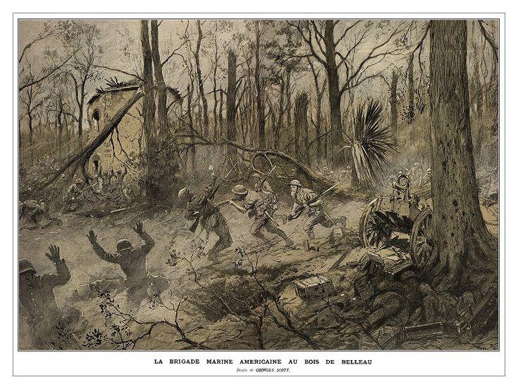 Battle of Belleau Wood - Wikipedia, the free encyclopedia