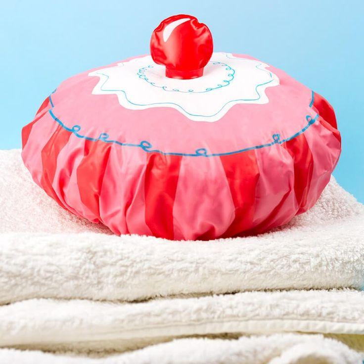 Cuffia da doccia Cupcake