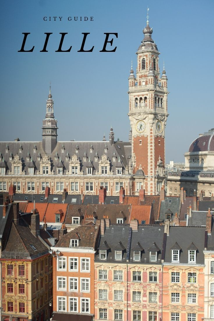 Things to do in Lille: Street art and craft beer culture