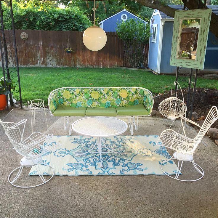 Patio Furniture, Wrought Iron Patio Furniture Craigslist