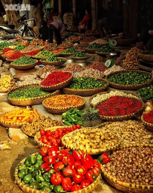 Outdoor goodies at the market in #Vietnam! #Travel