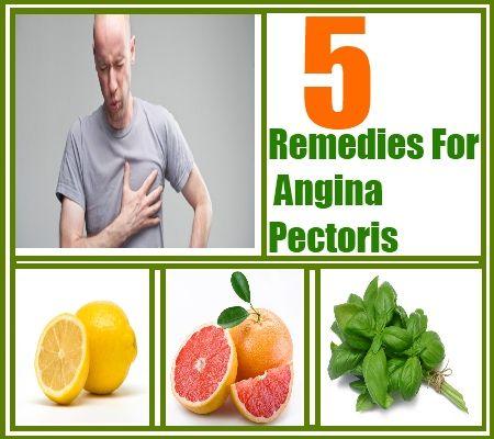 Top 5 Herbal Remedies For Angina Pectoris