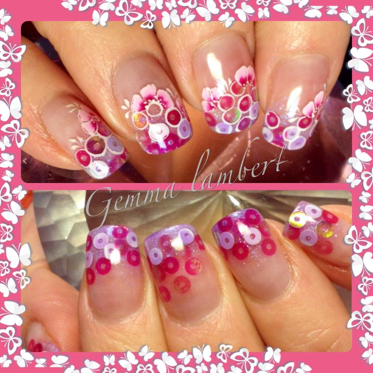 191 best my work x images on pinterest nail art ideas nail redesign after 3 weeks with disco rings prinsesfo Image collections