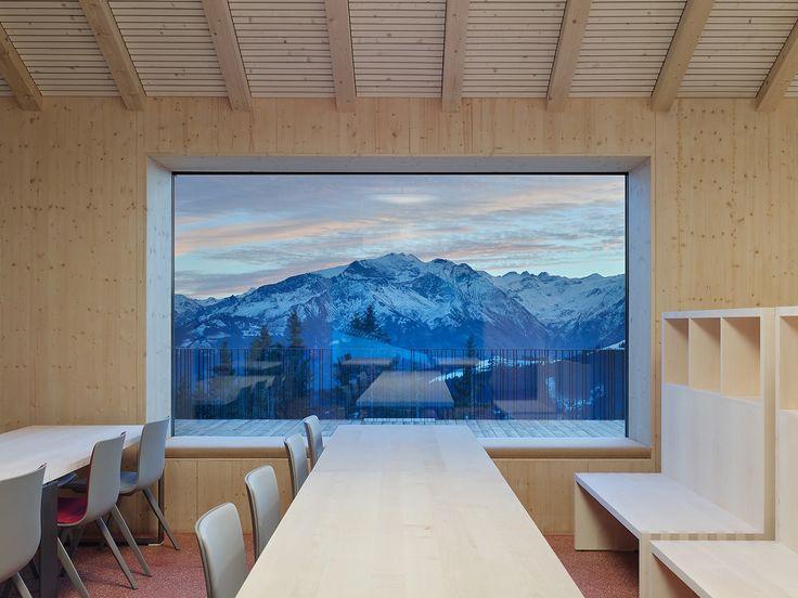 Gallery of Alpine Restaurant Schmiedhof Alm / ARSP - 3