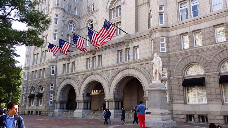 Black Employees At Trump Hotel's Steakhouse File Discrimination Lawsuit
