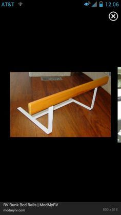 Image Result For Bed Rail For Bunk Bed In Rv