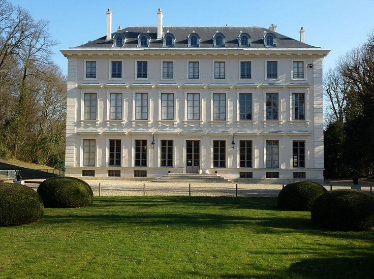Château de Thierry à Ville-d'Avray — Wikipédia