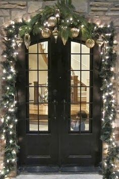 The Best DIY and Decor Place For You: Great Outdoor Christmas Decorating Ideas For 2013