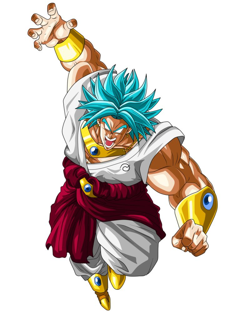 777 best images about dragonball z gt on pinterest - Broly dragon ball gt ...