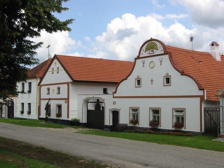 Holašovice - Jižní Čechy