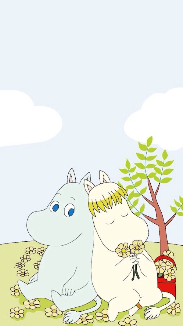 moomin doodle 2 by - photo #23