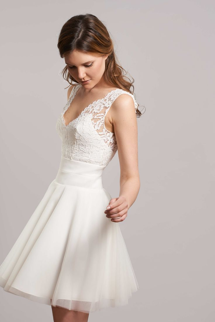 Robe de mariée Brandon - Collection Civile - www.fabiennealagama.com #fabiennealagama#collectioncivile#robedemariee