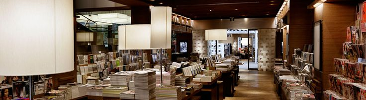 DAIKANYAMA T-SITE DAIKANYAMA TSUTAYA BOOKS 150-0033 17-5 Sarugakucho, Shibuya-ku, Tokyo