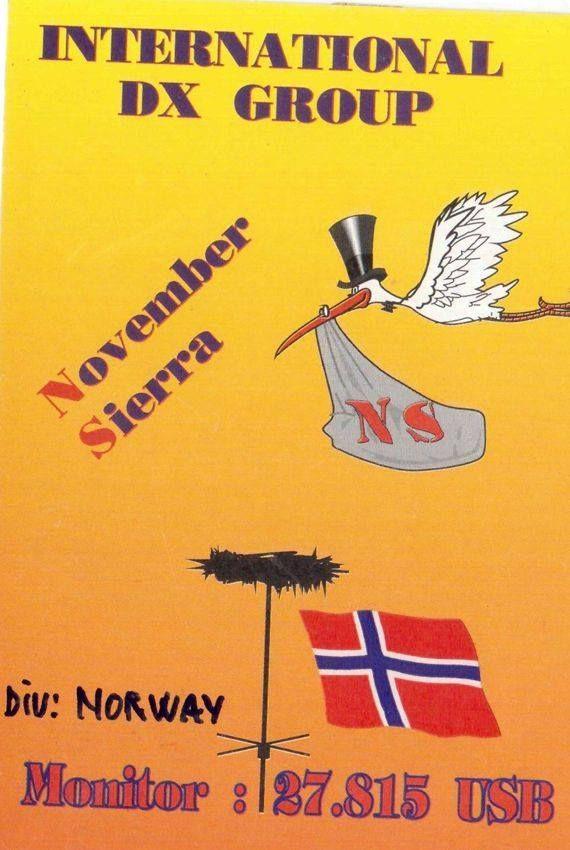 20NS101  Norway