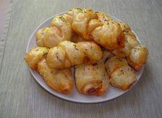 Pikantné slané rohlíčky