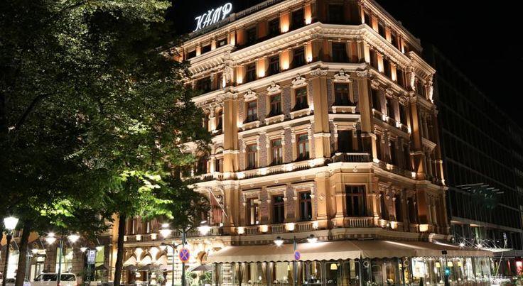 泊ってみたいホテル・HOTEL|フィンランド >ヘルシンキ>19世紀の美しい建物を利用したホテル>ホテル カンプ ザ ラグジュアリー コレクション(Hotel Kämp, The Luxury Collection)