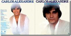 Vinil Campina: Carlos Alexandre - 1989 - eternamente